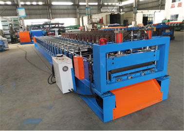 3 Ph Snap Lock Logam Roofing Machine, Clip Lock Roof Forming Machine